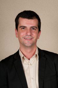 Photo de Cédric Naffrichoux,membre de la mairie de Floirac