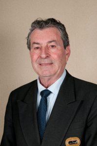 Photo de Gérard Belloc,membre de la mairie de Floirac