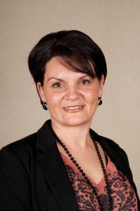 Photo de Cécilia Velu,membre de la mairie de Floirac