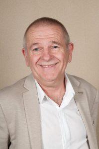 Photo de Patrick Dandy,membre de la mairie de Floirac