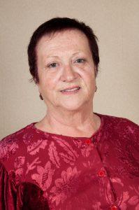 Photo de Josette Durlin,membre de la mairie de Floirac