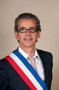 Photo de Jean-Jacques Puyobrau, maire de la ville de Floirac